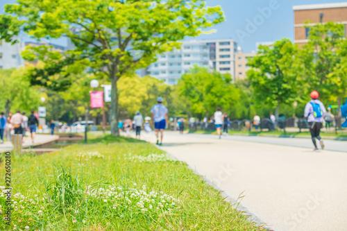 都会のオアシス 初夏の大濠公園【福岡県】