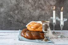 Shabbat Shalom - Challah Bread...