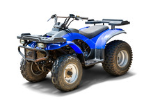 ATV Quad Bike, All-Terrain Veh...