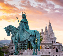 Famous Fishermen's Bastion In ...