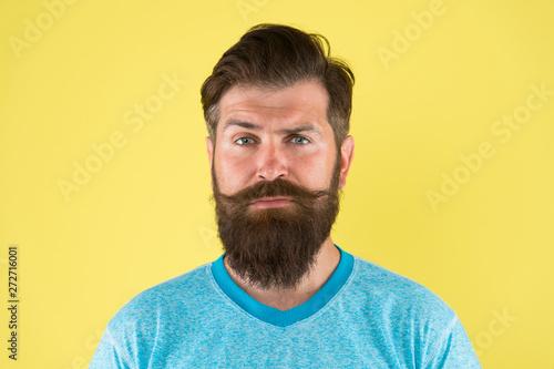Vászonkép  Grow mustache