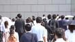 東京・都市・通勤・ビジネスマン