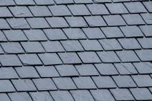 New Slate Roof, Slate Texture,...