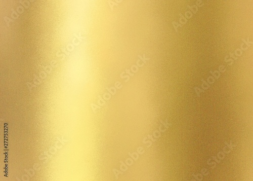 metallic polished glossy abstract background with copy space Wallpaper Mural