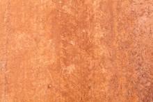 Red Orange Dirt Road Texture