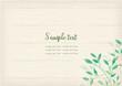 シンプルで使いやすい白木の背景素材
