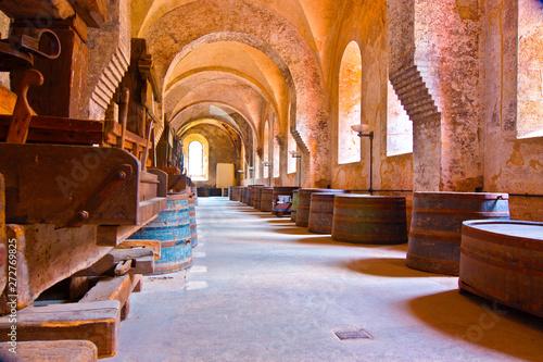 Valokuva  Weinkeller im Kloster
