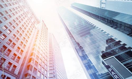 Fotografie, Obraz  Skyscraper.