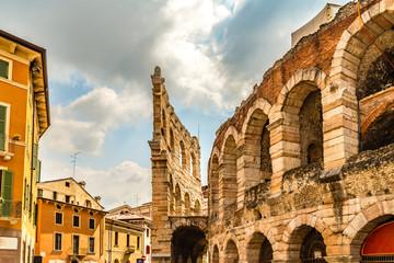 Fototapeta Architektura Verona Arena
