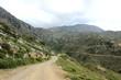 Kreta, Kavousi, Wanderweg