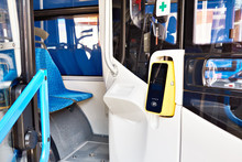 Validator For Fare On Bus
