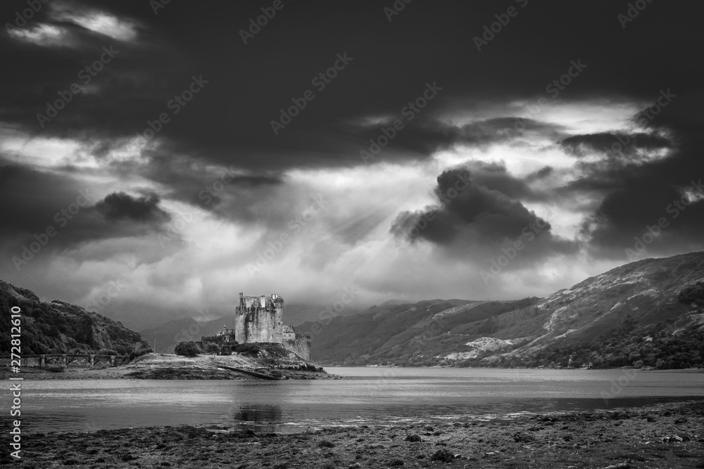 Fototapeta Eileen Donan Castle