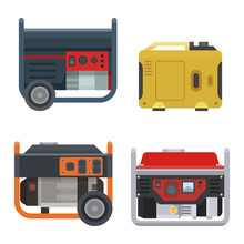 Generator Vector Power Generat...