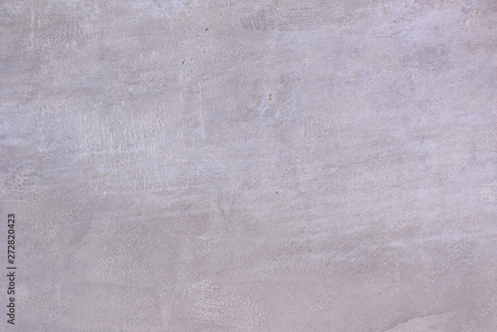 Fototapety, obrazy: Background of a gray stucco coated and painted exterior, rough cast of cement and concrete wall texture