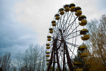 Photos From The City Of Pripyat