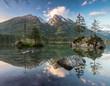 Hintersee Ramsau Nationalpark Berchtesgaden