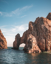 Arch At Sunset Cabo San Lucas