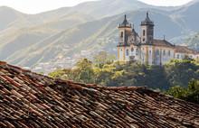 City landscape Ouro Pret...