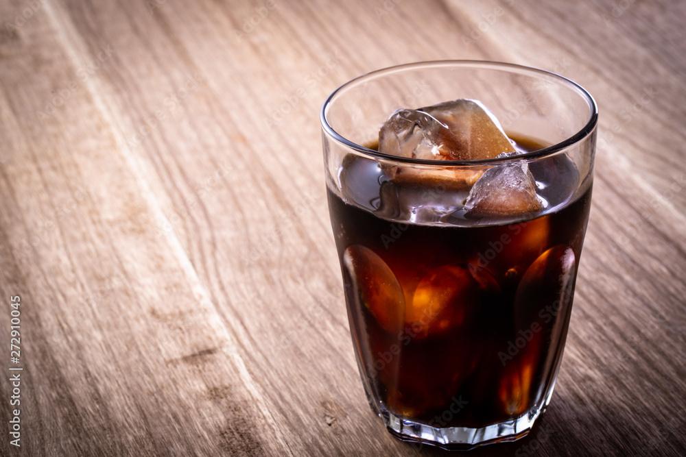 Fototapety, obrazy: アイスコーヒー