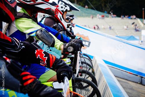 Slika na platnu BMX bike