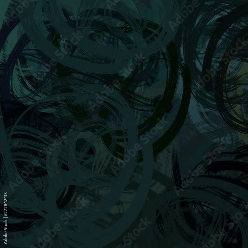 Fototapety, obrazy: Artistic sketch backdrop material. Abstract geometric pattern. Chaos and random. Modern art drawing painting. 2d illustration. Digital texture wallpaper.