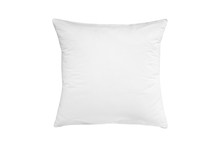 White Pillow Isolated, Pillow ...