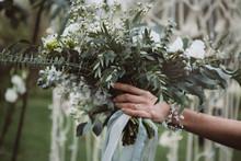 Amazing Wedding Flowers And We...