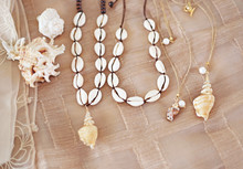 Bohemian Summer Jewelry With S...