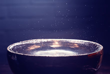 Clear Water In A Golden Bowl / Clear Water In A Yellow Iron Bowl