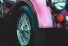Shiny Vintage Car