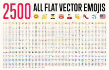 All Type Of Emojis, Stickers, ...