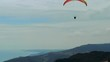 Paragliding Aerial View