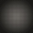 Cell metal background. Abstract vector illustration.