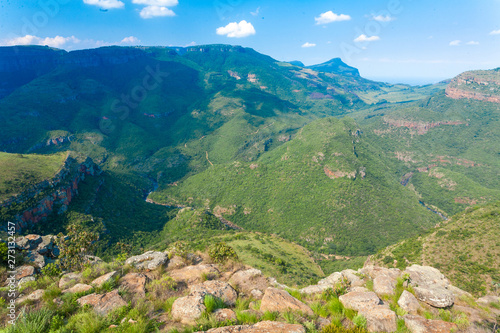 Printed kitchen splashbacks South Africa blyde river canyon national park reserves and parks of south africa