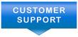 Leinwanddruck Bild -  Customer support web Sticker Button