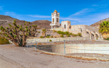View Of Scotty's Castle In The...