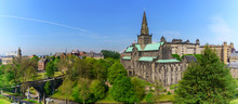 Panoramic Glasgow Cathedral Is...