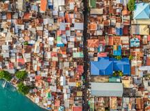 Aerial View Of Cebu City Resid...