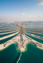 Aerial View Of The Palm Jumeir...