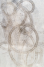 Aerial View Of Circles In The ...