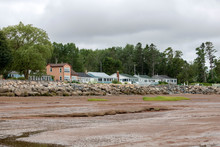 Chalet Paysage De Grand-pré, Land Of Evangeline, Nouvelle-Écosse, Canada, Nova Scotia