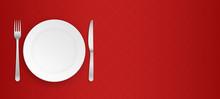 Restaurant Knife And Fork 1