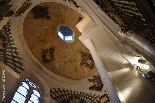 Fototapeta  Interior de la Catedral de Burgos, Espaa.