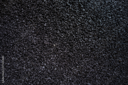 abstract background texture of raw blacktop material