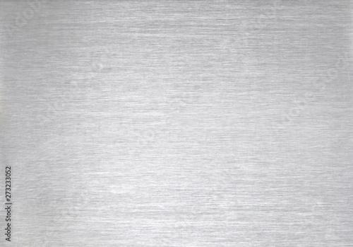 Türaufkleber Metall brushed stainless steel plate background