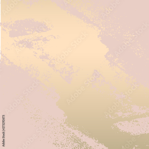Fotografía  trendy blush pink gold feminine pastel texture background