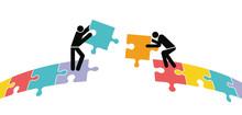 Zusammenarbeiten In Der Firma