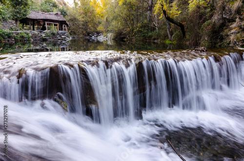 Rio Genil en su paso por Maitena, Guejar Sierra, Granada (España) © Jorge Fuentes