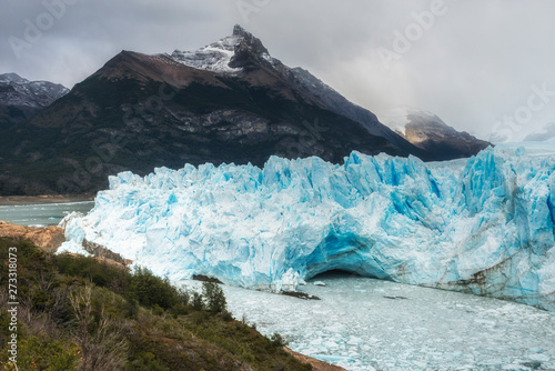 Foto op Plexiglas Arctica Perito Moreno Glacier. El Calafate, Patagonia, Argentina.