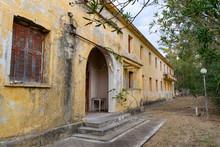Deserted Buildings In Kaifas L...